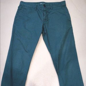 Old Navy Blue Chinos
